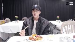 [ENG SUB] 161203 EAT JIN MP3
