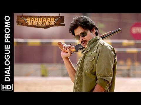 Pawan Kalyan Can Take On The Most Powerful Villain | Sardaar Gabbar Singh | Hindi Dialogue Promos