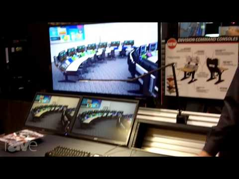 InfoComm 2013: Winsted Showcases The Envision Command Console