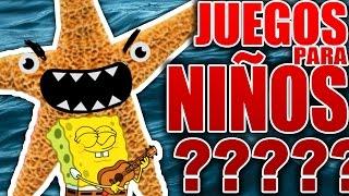 """JUEGOS """"EDUCATIVOS"""" para niños HORRIBLES!! #1"""
