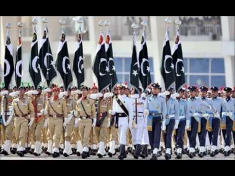 Dil Dil Pakistan Jan Jan Happy Pakistan Independence Day 2012 video