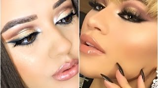 Zendaya Cat Eye Inspired Makeup Tutorial !
