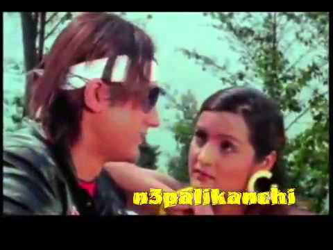 Ye manle khaki kali~MARYADA movie dance song.mp4