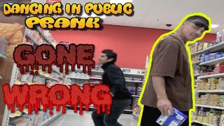 [Dancing in Public GONE WRONG! Cholo Gets Mad! - Tequila! Rem...] Video