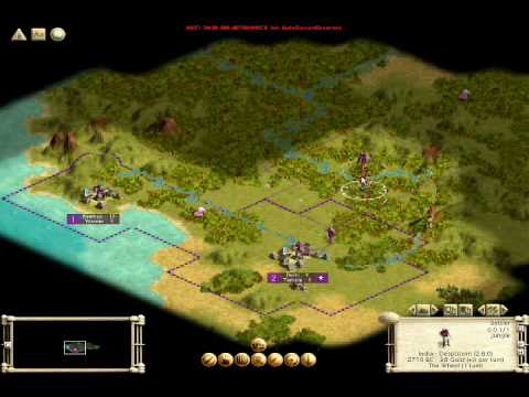 Let's Play Civilization III: Play the World -- Episode III