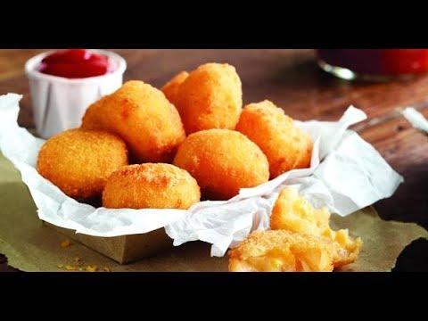 Soothing Burger King Cheesy Tot ASMR thumbnail