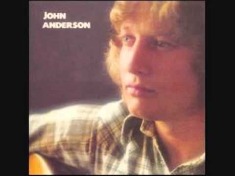 John Anderson - I Wish I Could Write You A Song