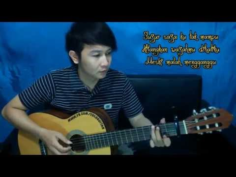 (Cassandra) Cinta Terbaik - Nathan Fingerstyle Cover