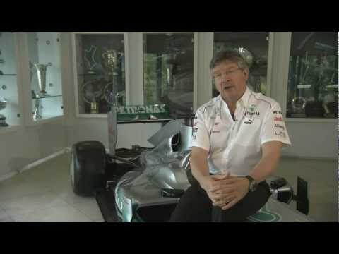 Ross Brawn exclusive Q&A