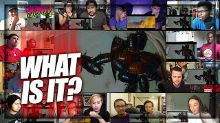 TRY NOT TO CRAP OF FEAR CHALLENGE (Horror Trailer) Reactions Mashup