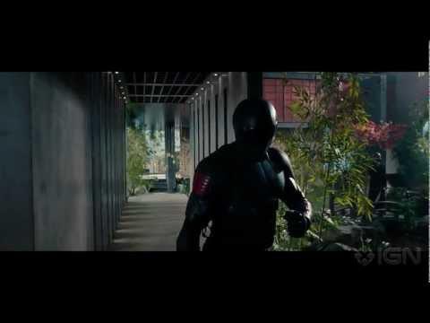 《特種部隊2:正面對決》忍者蒙眼劍鬥