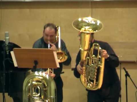 V. Monti - Csardas - trombone tuba