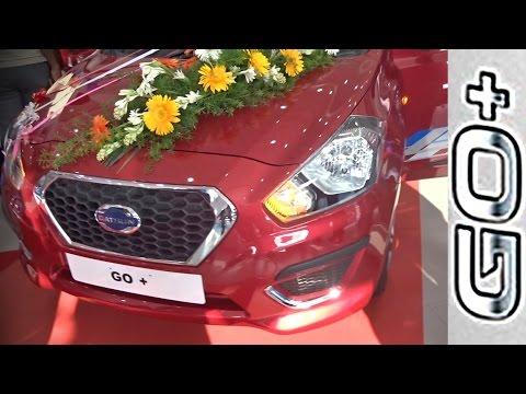 Datsun GO+ MPV Launch - Bangalore