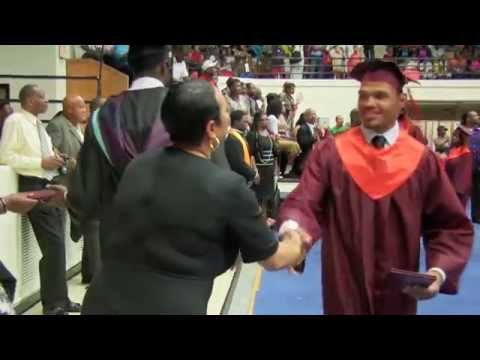 Orangeburg Wilkinson High School Graduation 2014