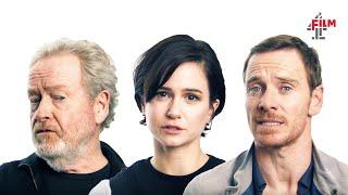 Michael Fassbender, Ridley Scott, Katherine Waterston | Alien: Covenant Special | Film4