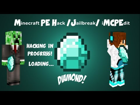 ☼ Minecraft PE - Hack and Cheat (iMCPEdit) iOS (Cydia)