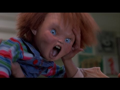 THE MOVIE ADDICT REVIEWS Child's Play (1988)