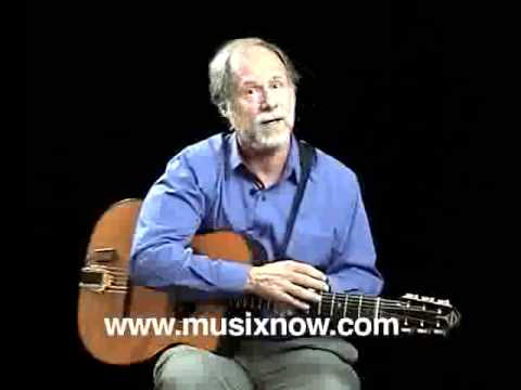 Gypsy Swing & Hot Club Rhythm whispering With Dix Bruce video