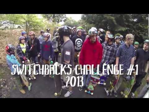 Switchbacks Challenge #1 2013 - Motionboardshop.com