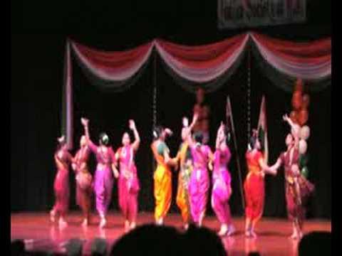 Kannada Folk Dance At The Perth Concert Hall video