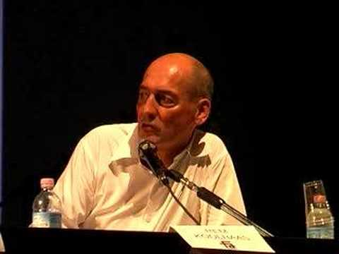 rem koolhaas - very few architects write these days