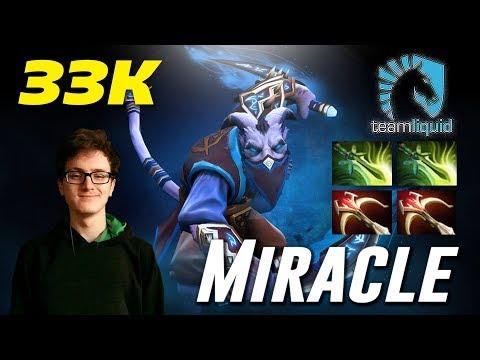 Miracle Stealth Assassin 33 Frags Riki Dota 2