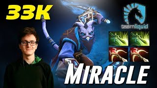 Miracle Stealth Assassin 33 Frags Riki Dota 2
