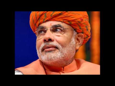 Narendra Modi | BJP Evaluation Of UPA Tenure | Manmohan Singh Inpacted By Modi At SRCC