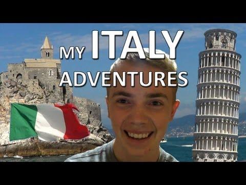h0lmb0m travels :: ITALY!