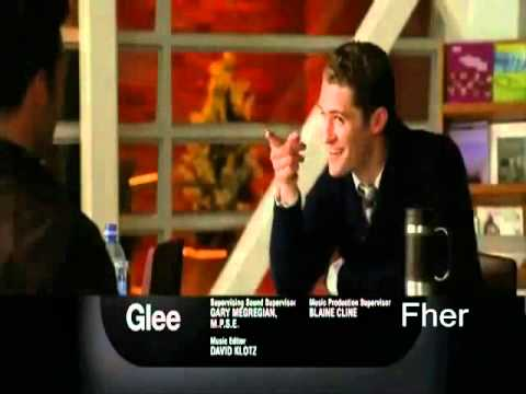 Avance Ricky Martin en GLEE - The Spanish Teacher