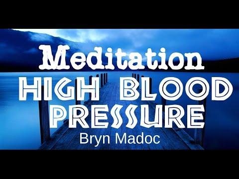 Meditation for Healthy Blood Pressure, Binaural Beats, Isochronic Tones