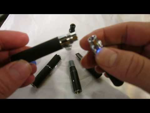 Review of 5 wax atomizers - Honey Oil Atomizer Review  BHO