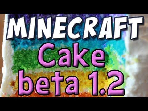Minecraft - Cake! (1.2 Beta Update Part 3)