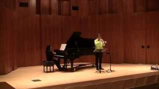 "Download Lagu ""Fantaisie en Mi Bemol"" by Joseph Edouard Barat for Trumpet and Piano Gratis STAFABAND"