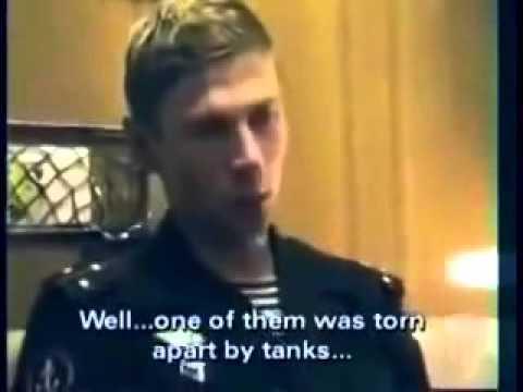 Что делали морпехи со снайперскими девчонками в Чечне!