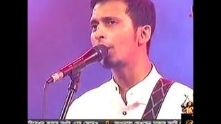 Arnob bangla song | Amar Har Kala Korlam Re By Arnob live @ Folk Fest Dhaka 2015
