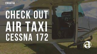 Cessna 172 | Panoramic Flights | Air Taxi | Travel concierge antropoti