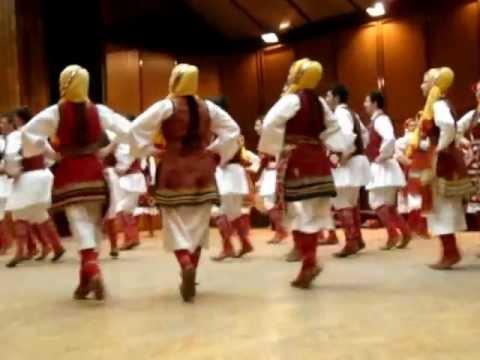 "Ansambl ""Koco Racin"" - Dracevka (31.03.2013)"