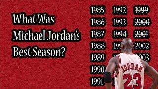 What Was Michael Jordan