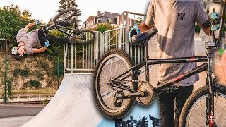 Der Ultimative BAUMARKT BMX BIKE TEST!