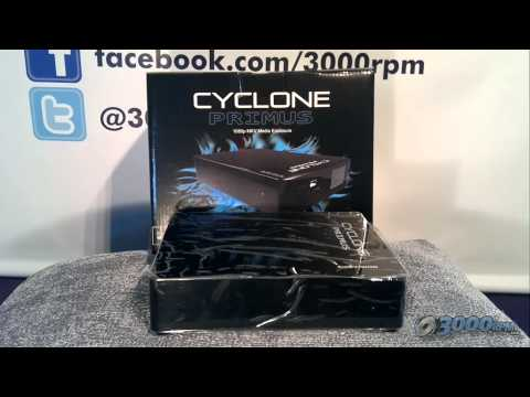 3000rpm.com Sumvision Cyclone Primus MKV Media Player Enclosure HDMI unboxing review