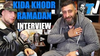 KIDA KHODR RAMADAN Interview mit MC Bogy: 4 Blocks, Schauspieler, Veysel, Massiv, Tatort, Berlin