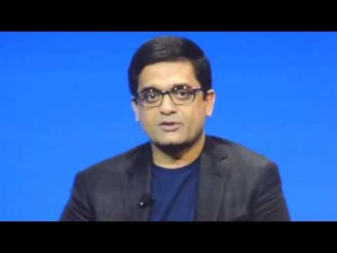 IBM Insight Anand Mahurkar, in conversation with Stephen Gold CMO, IBM Watson