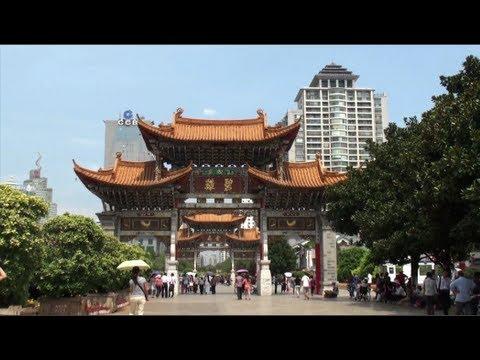 Short visit of Kunming (Yunnan - China)