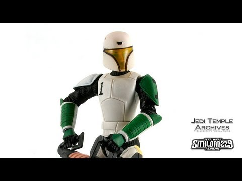 Clone Trooper Hevy in Training Armour (Star Wars: The Clone Wars 2011) Wave 1