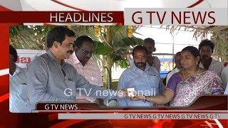 TENALI GTV NEWS 24/04/2019