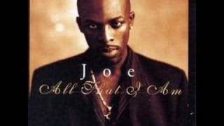 Joe - The Love Scene