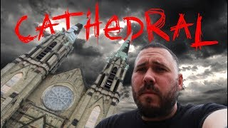 (UNCUT) Exploring A Haunted Abandoned Cathedral