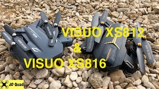 The Differences Between Two Visuo Models XS812 & XS816