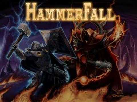 Hammerfall - Stronger Than All